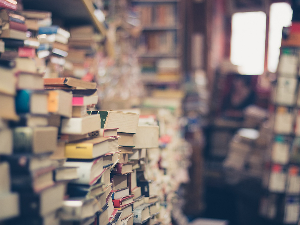 Looking for a Book? Add it to your Want List