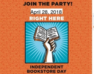 Seattle 2018 Independent Bookstore Day