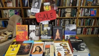 New Year, New Books! Our January Sale is on. 25% of all Biographies & Autobiographies