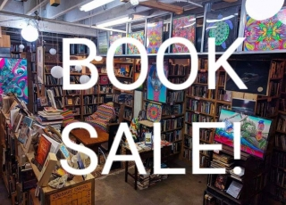 Horizon Books Holiday Sale is on!