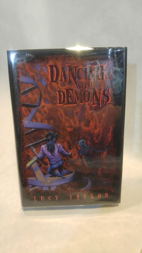 DANCING WITH DEMONS. Lucy TAYLOR.