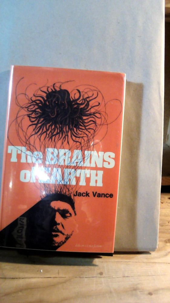 The Brains of Earth. Jack VANCE.