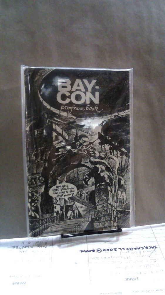 BayCon: The 26th World Science Fiction Convention Program Book. BayCon Committee.