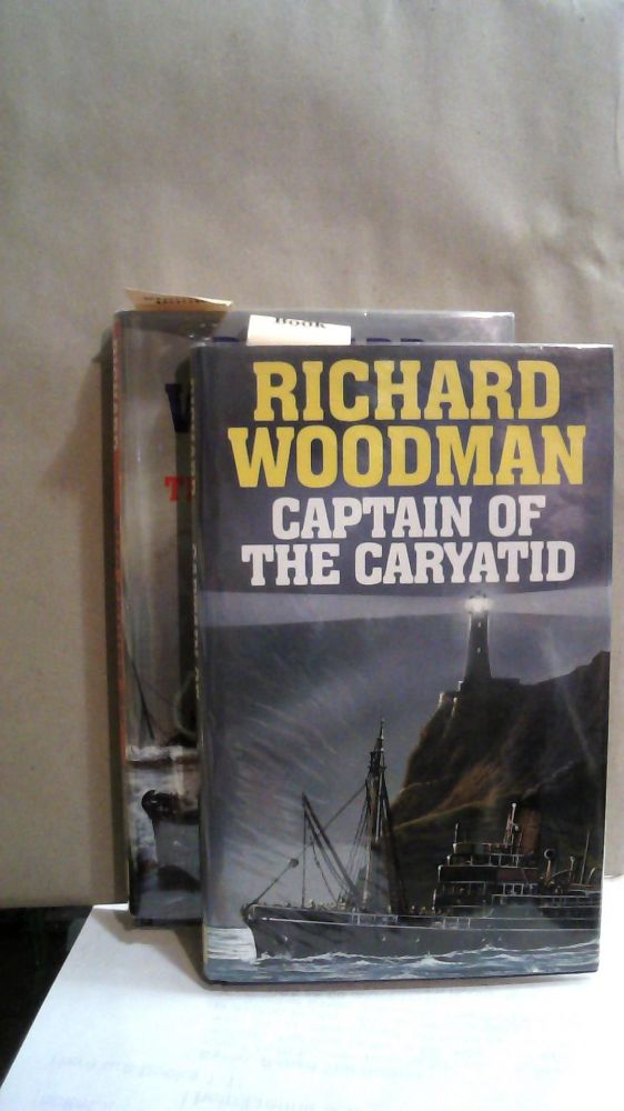 Captain of the Caryatid and The Cruise of the Commissioner. Richard Woodman.