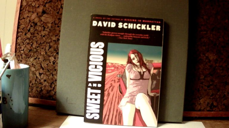 SWEET AND VICIOUS. David SCHICKLER.
