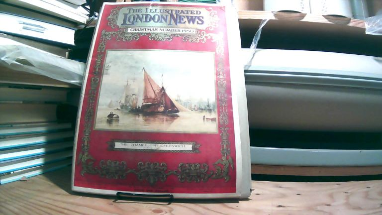 The Illustrated London News Christmas Number 1950 No.3316A Vol. 127 November 16, 1950.