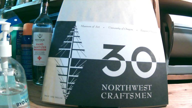 Thirty Northwest Craftsmen 1964: An Invitational Exhibition Sponsored by the Friends of the Museum, Museum of Art, University of Oregon.