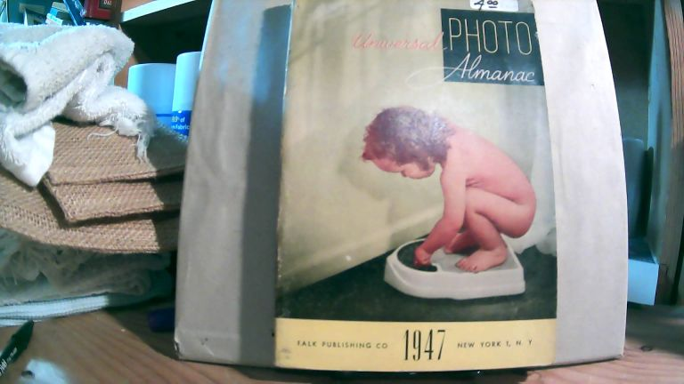 Universal Photo Almanac 1947.