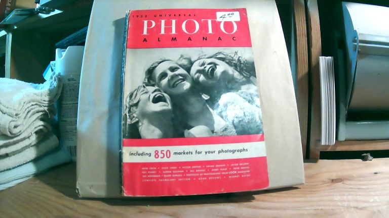 The Universal Photo Almanac 1953. Ralph SAMUELS.