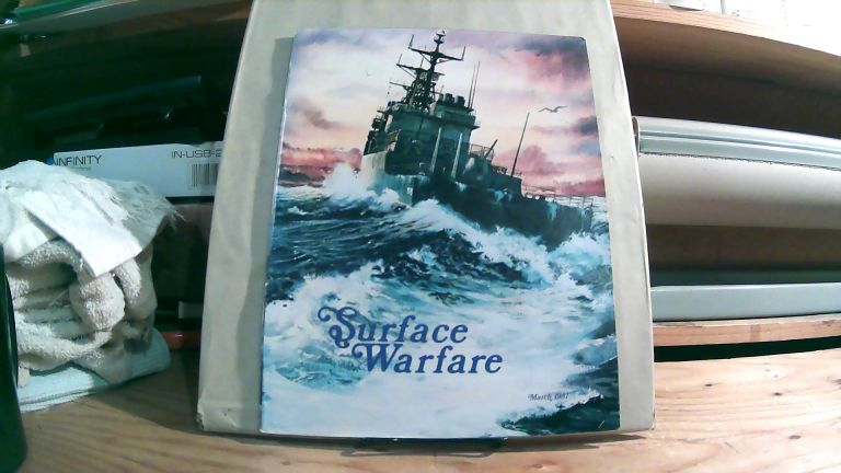 Surface Warfare Magazine Vol. 6 No. 3 March 1981. Dolph M. VEATCH.