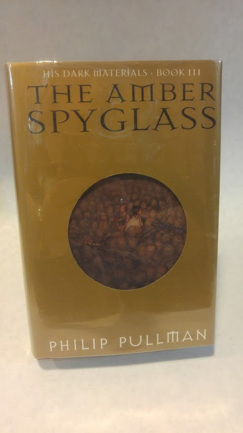 THE AMBER SPYGLASS: His Dark Materials Book III. Philip PULLMAN.