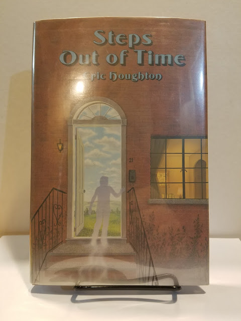 STEPS OUT OF TIME.; SciFi, Children. Eric HOUGHTON.