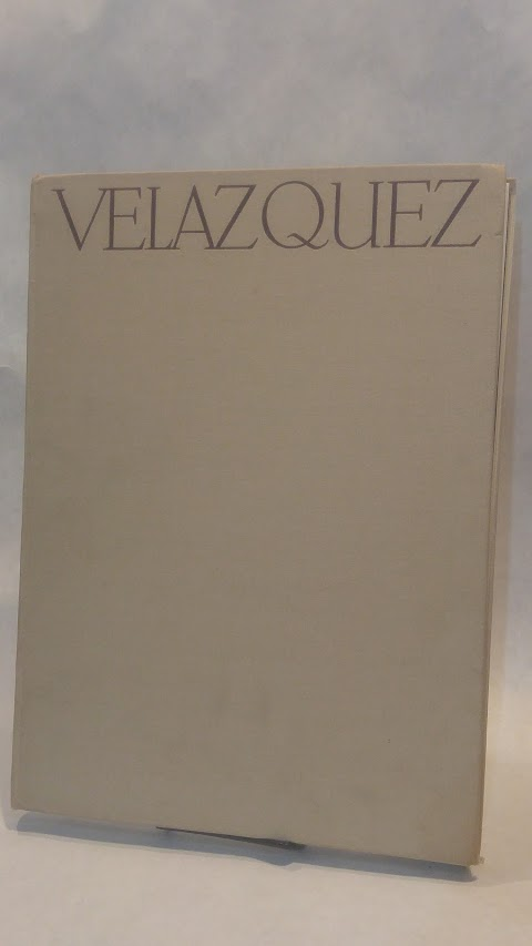 THE PAINTINGS AND DRAWINGS OF VELAZQUEZ: Complete Edition. Enrique LAFUENTE.