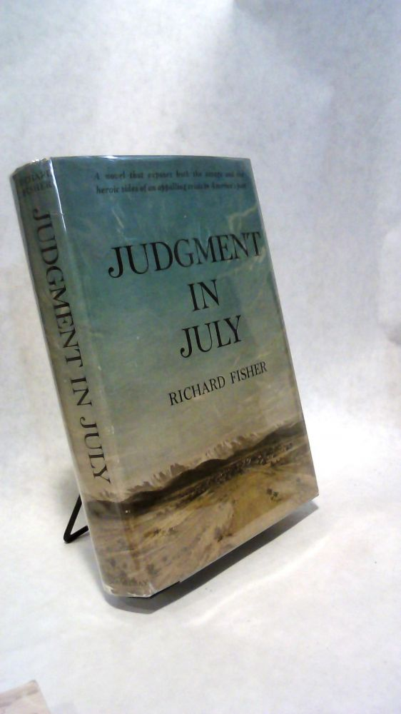 Judgment in July. Richard FISHER.