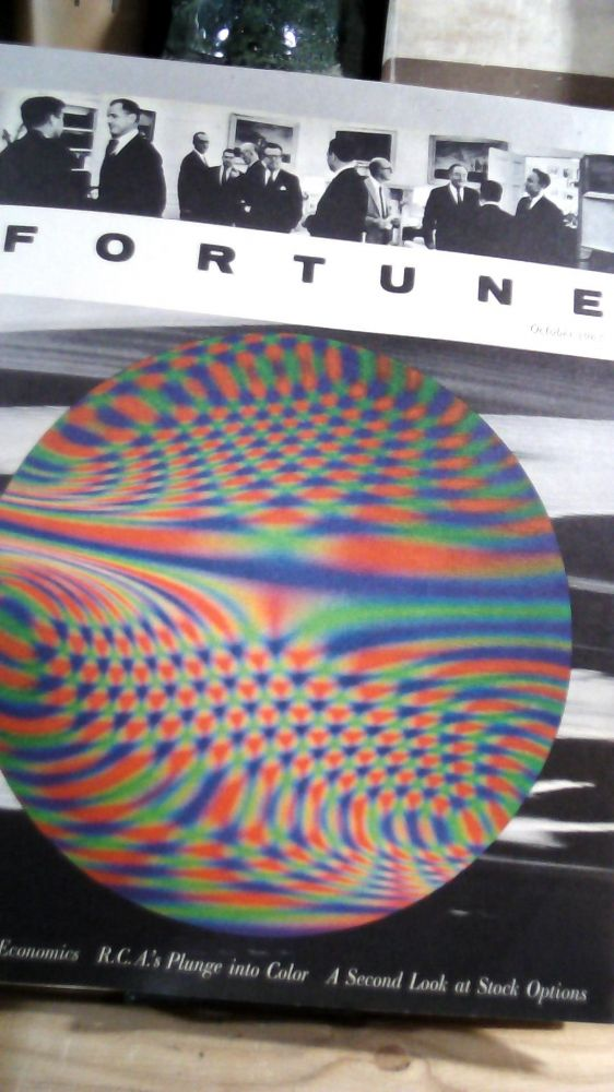 Fortune Magazine Vol. LXVI No. 4 October 1962.