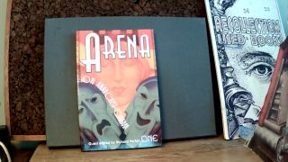 ARENA: One, Anarchist Film and Video. Richard PORTON