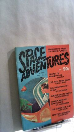Space Adventures No. 12 Winter 1970. Sol COHEN
