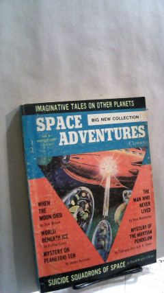 Space Adventures Classics No. 9 Winter 1970. Sol COHEN