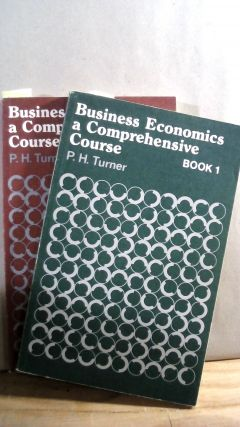 Business Economics: A Comprehensive Course: Book 1, The Framework of Business Economics; Book 2,...