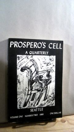 Prospero's Cell: Volume One, Number Two Summer 1966. L. D. QUEEN