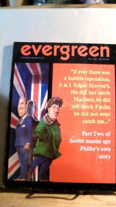 EVERGREEN REVIEW. No. 54. May 1968. Barney ROSSET