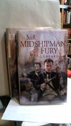 2 Vols: Mr Midshipman Fury & Lieutenant Fury