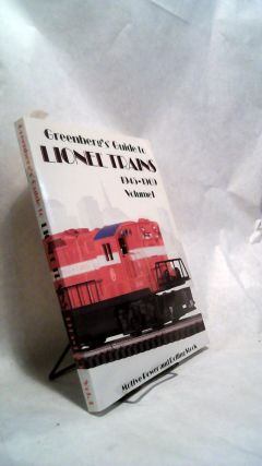 GREENBERG'S GUIDE TO LIONEL TRAINS, 1945-1969. Volume I: Motive Power and Rolling Stock. Bruce...