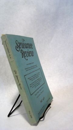 THE SEWANEE REVIEW Vol. LXXXIV No. 4. Fall 1976. George PERIODICAL CORE, Hayden Carruth Brenda...