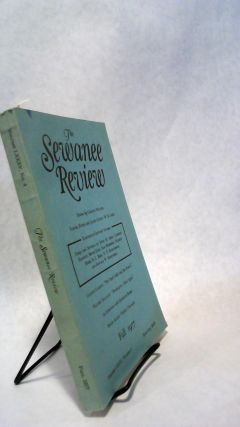 THE SEWANEE REVIEW. Volume LXXXV, Number 4. Fall 1977. George CORE