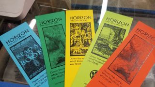 Horizon Books Self Quarantine Reading Kit!