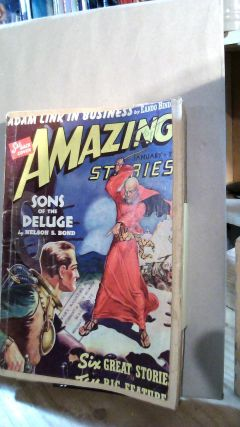 Amazing Stories Vol. 14 No. 1 January 1940