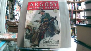 Argosy All-Story Weekly Vol. 197 No. 2 August 18, 1928