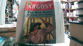 Argosy Weekly Vol. 243 No. 3 December 16, 1933