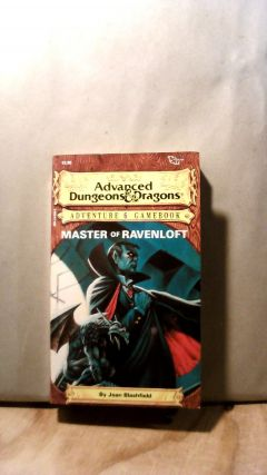Master of Ravenloft. Advanced Dungeons & Dragons Adventure Gamebook #6. Jean BLASHFIELD