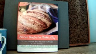 ARTISAN BREAD IN FIVE MINUTES A DAY. Jeff HERTZBERG, M. D., Zoe Francois