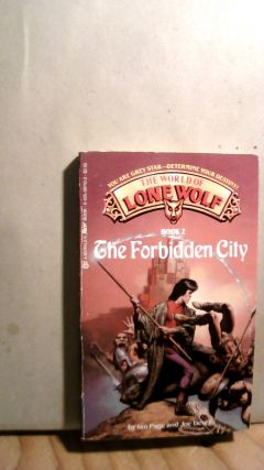 The World of Lone Wolf Book 2: The Forbidden City. Ian PAGE, Joe DEVER, writer