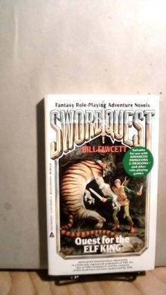 SwordQuest: Quest for the Elf King. Bill FAWCETT