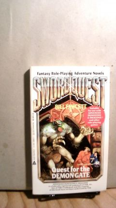 SwordQuest: Quest for the Demon Gate. Bill FAWCETT