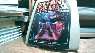 Behind the Mask: The Secrets of Hollywood's Monster Makers. Mark SALISBURY, Alan HEDGCOCK