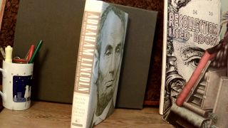 ABRAHAM LINCOLN: Great American Historians on Our Sixteenth President. Brian LAMB, Susan Swain