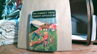 The Bobbsey Twins' Forest Adventure. Laura Lee HOPE