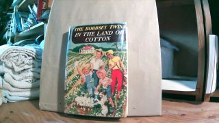 The Bobbsey Twins In The Land Of Cotton. Laura Lee HOPE