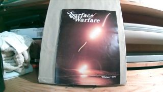 Surface Warfare Magazine Vol. 4 No. 2 February 1979
