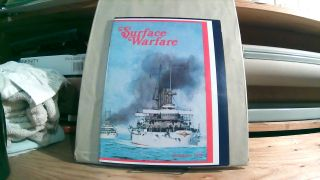 Surface Warfare Magazine Vol. 4 No. 10 October 1979