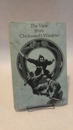 THE VIEW FROM CHICKWEED'S WINDOW.; COLLECTIBLE, SCIFI. Jack VANCE