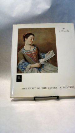 THE SPIRIT OF THE LETTER IN PAINTING