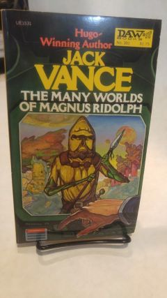 THE MANY WORLDS OF MAGNUS RIDOLPH. Jack VANCE