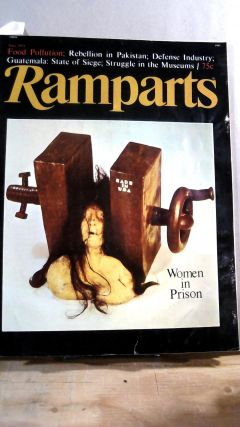 RAMPARTS. Vol. 9 No. 11 June 1971. David HOROWITZ