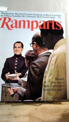 RAMPARTS. Vol. 9 No. 8 March 1971. David HOROWITZ