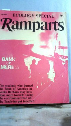 RAMPARTS Vol. 8, No, 11. May 1970. David HOROWITZ